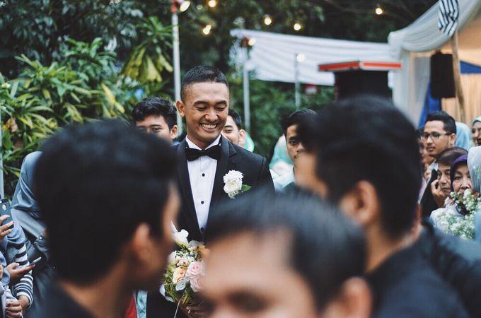 #TIKAUUSBERLABUH Nautical Wedding by Malaka Hotel Bandung - 005