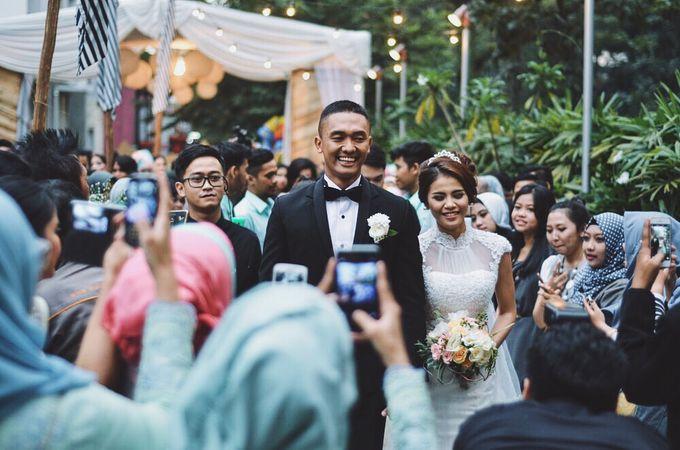 #TIKAUUSBERLABUH Nautical Wedding by Malaka Hotel Bandung - 006