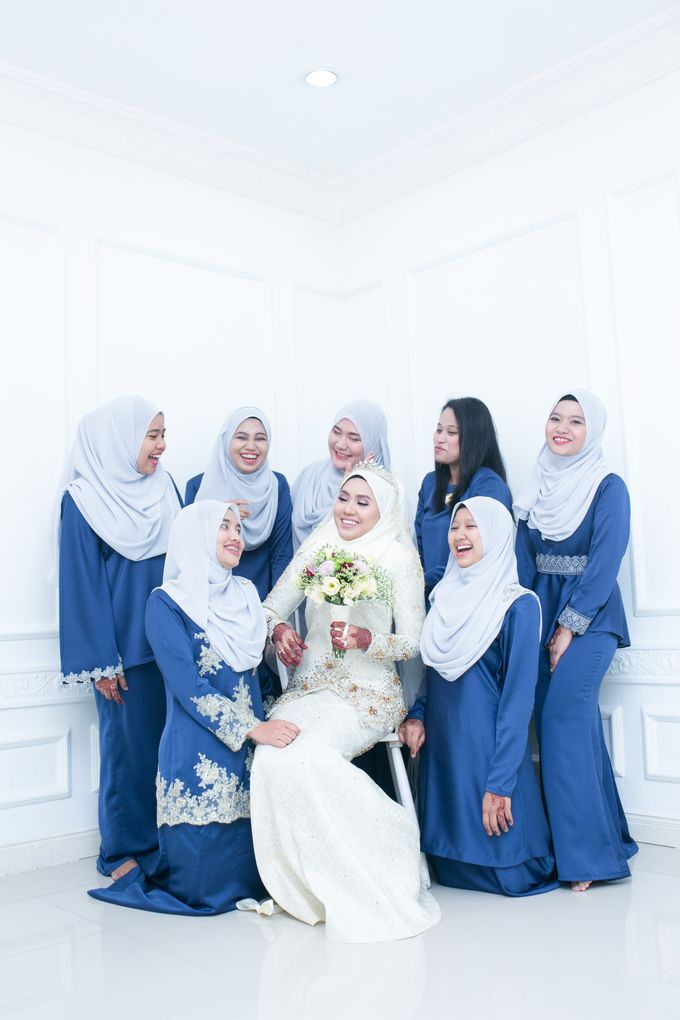Wedding Ceremony of Rino & Anis by The Lucid Company - 008