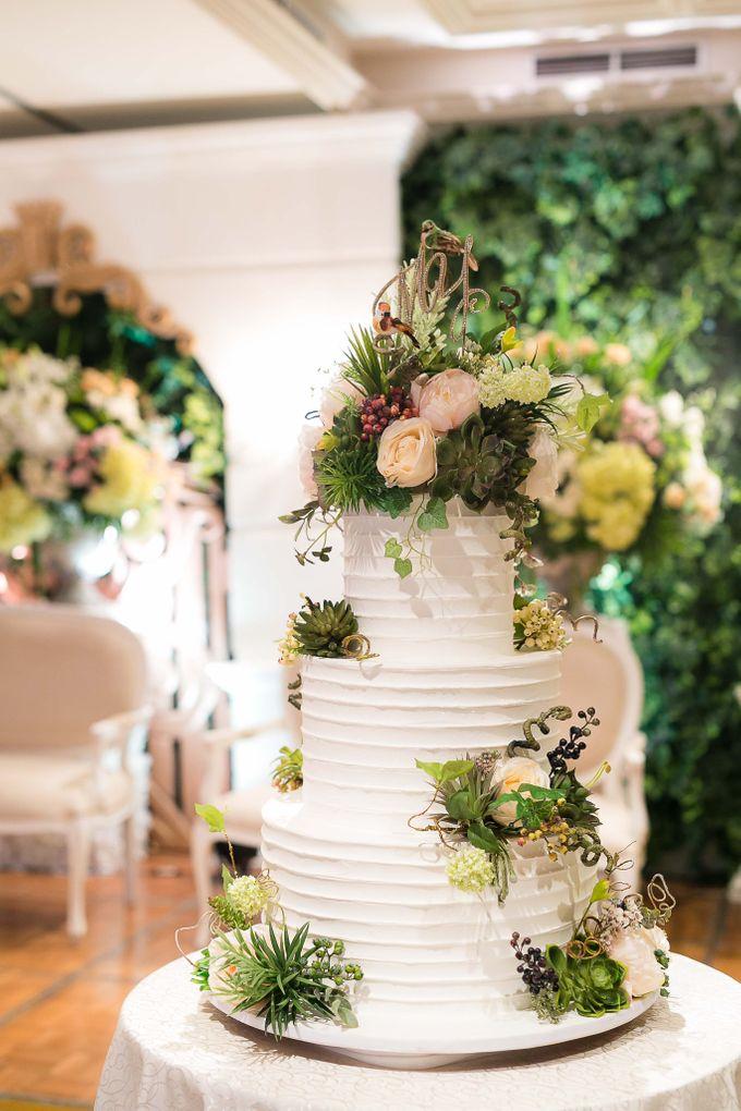 Rustic Wedding Of Marlon & Yosi by Amor Cake - 001