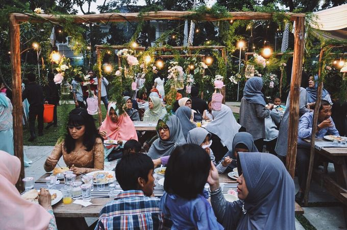 #TIKAUUSBERLABUH Nautical Wedding by Malaka Hotel Bandung - 008