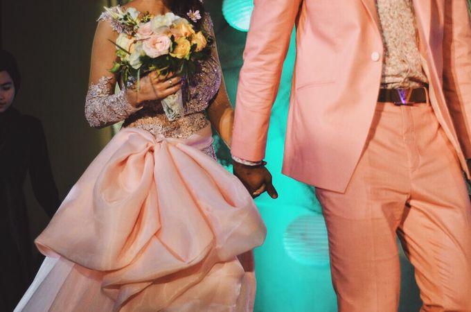 #TIKAUUSBERLABUH Nautical Wedding by Malaka Hotel Bandung - 016