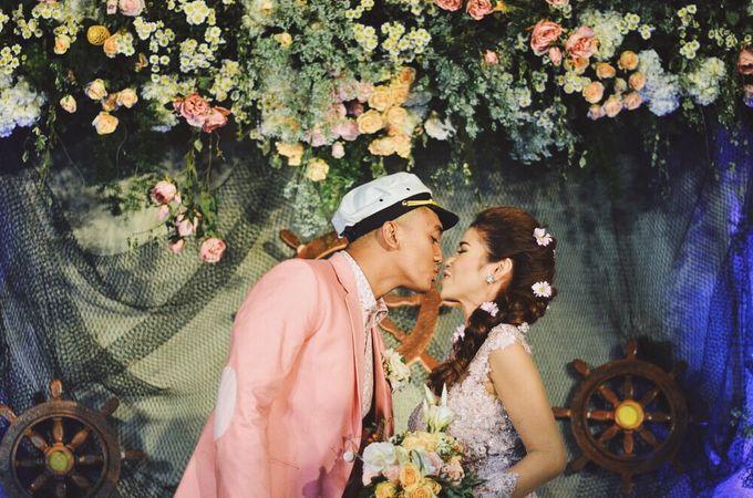 #TIKAUUSBERLABUH Nautical Wedding by Malaka Hotel Bandung - 010