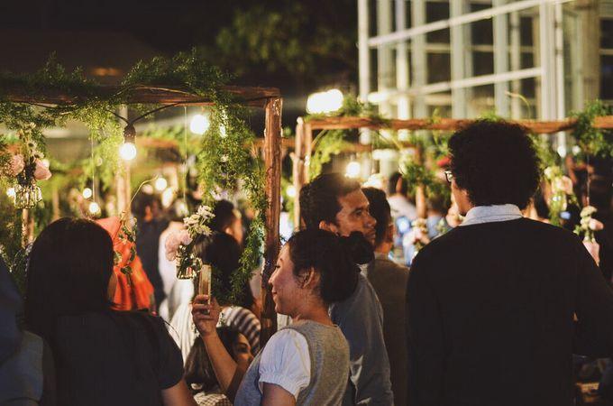 #TIKAUUSBERLABUH Nautical Wedding by Malaka Hotel Bandung - 011