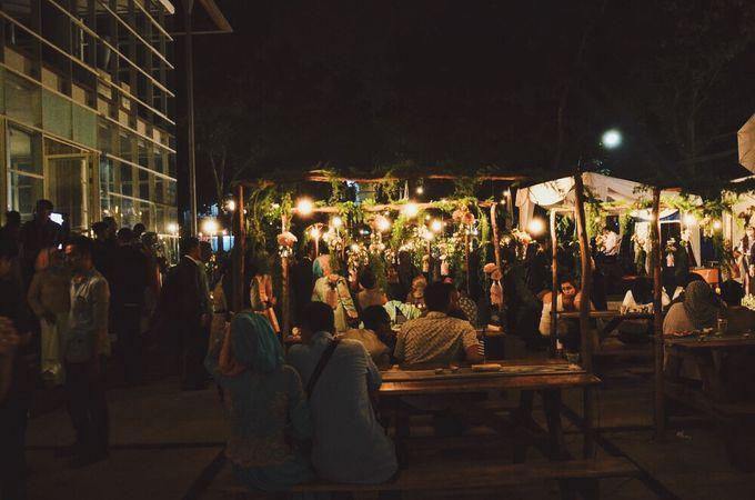 #TIKAUUSBERLABUH Nautical Wedding by Malaka Hotel Bandung - 012