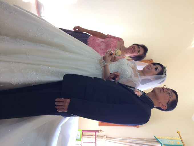 THE WEDDING OF ANDREY AND SHERLY by JS Wedding Planner Organizer and Entertainment - 003