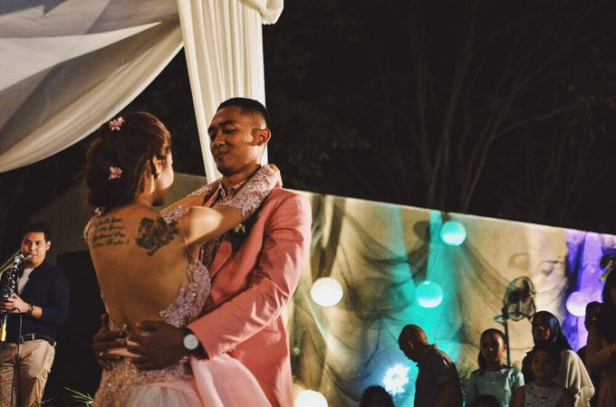 #TIKAUUSBERLABUH Nautical Wedding by Malaka Hotel Bandung - 014