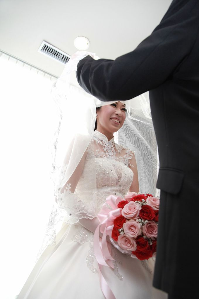 wedding day by Xin-Ai Bride - 098