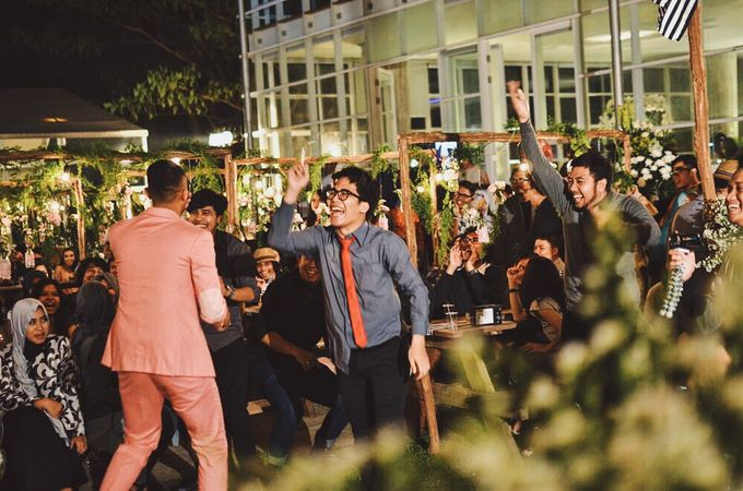 #TIKAUUSBERLABUH Nautical Wedding by Malaka Hotel Bandung - 015