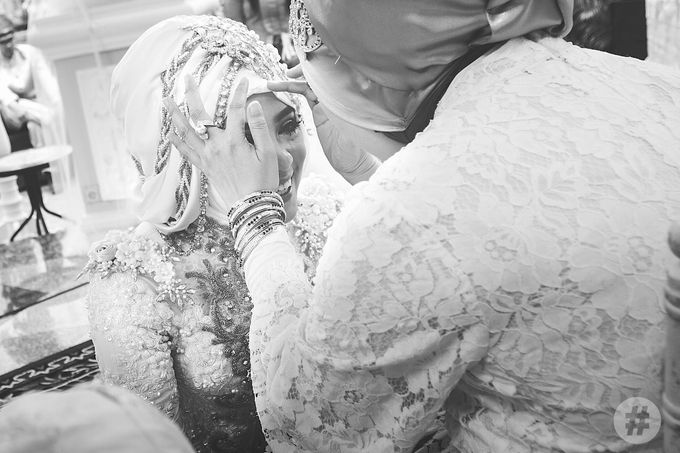 Noven & Reza Traditional Wedding Palembang by #thephotoworks - 028