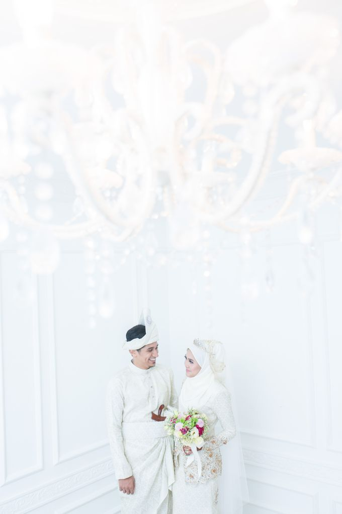 Wedding Ceremony of Rino & Anis by The Lucid Company - 010