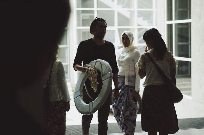 #TIKAUUSBERLABUH Nautical Wedding by Malaka Hotel Bandung - 045