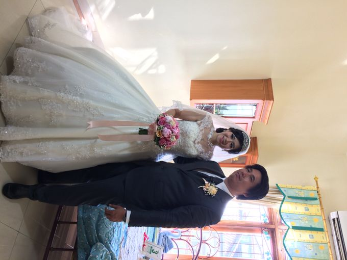 THE WEDDING OF ANDREY AND SHERLY by JS Wedding Planner Organizer and Entertainment - 006