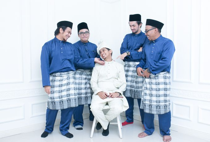 Wedding Ceremony of Rino & Anis by The Lucid Company - 009
