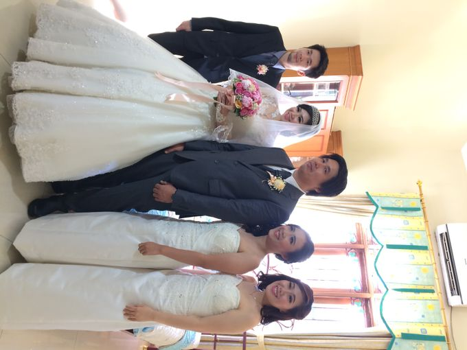 THE WEDDING OF ANDREY AND SHERLY by JS Wedding Planner Organizer and Entertainment - 009