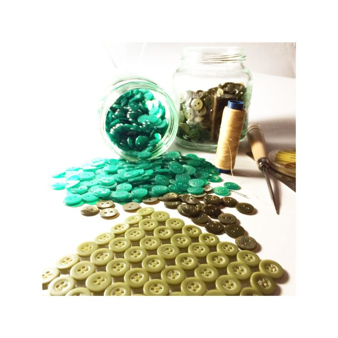 Glass Coasters by Pastiche Touch - 005