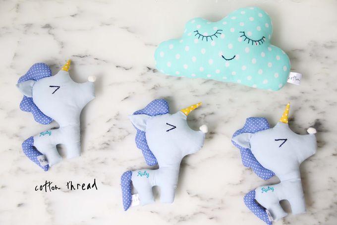 Unicorn by Cotton Thread - 001