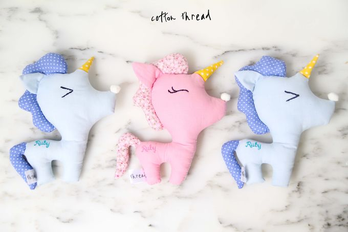 Unicorn by Cotton Thread - 002