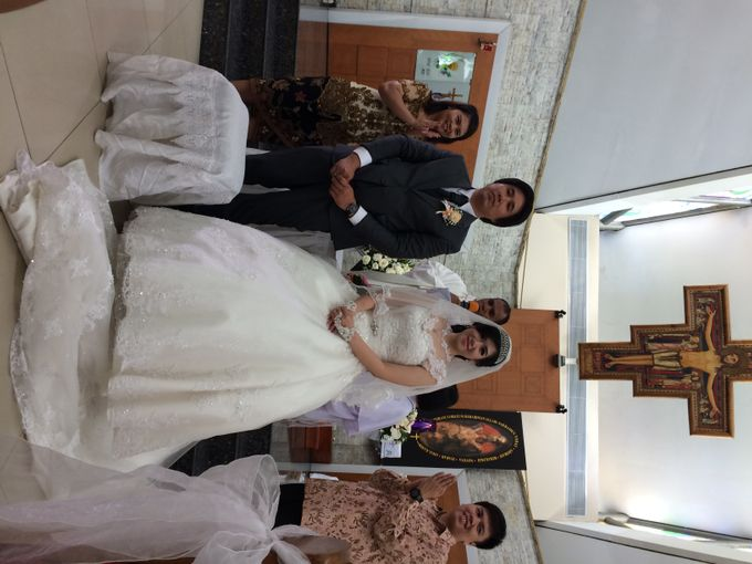 THE WEDDING OF ANDREY AND SHERLY by JS Wedding Planner Organizer and Entertainment - 013