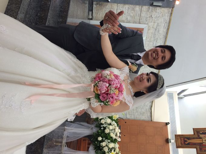 THE WEDDING OF ANDREY AND SHERLY by JS Wedding Planner Organizer and Entertainment - 014