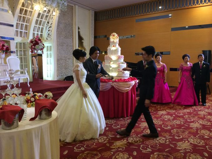 THE WEDDING OF ANDREY AND SHERLY by JS Wedding Planner Organizer and Entertainment - 015
