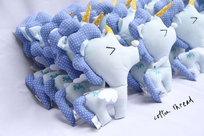 Unicorn by Cotton Thread - 003