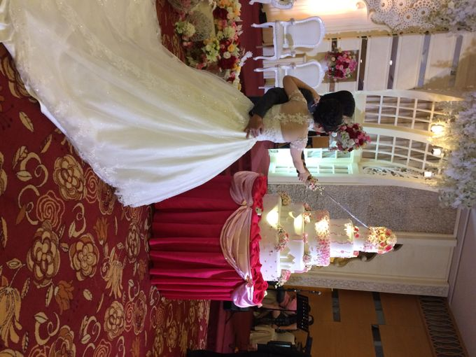 THE WEDDING OF ANDREY AND SHERLY by JS Wedding Planner Organizer and Entertainment - 016