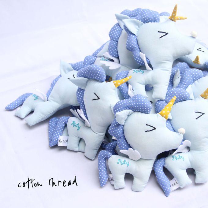 Unicorn by Cotton Thread - 004