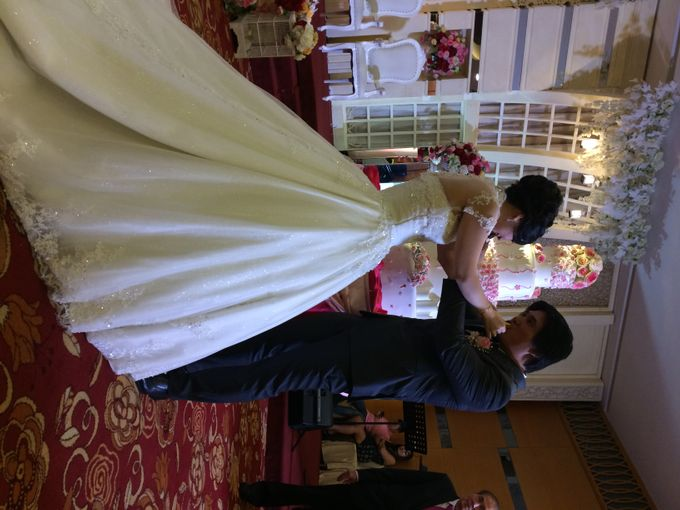 THE WEDDING OF ANDREY AND SHERLY by JS Wedding Planner Organizer and Entertainment - 017