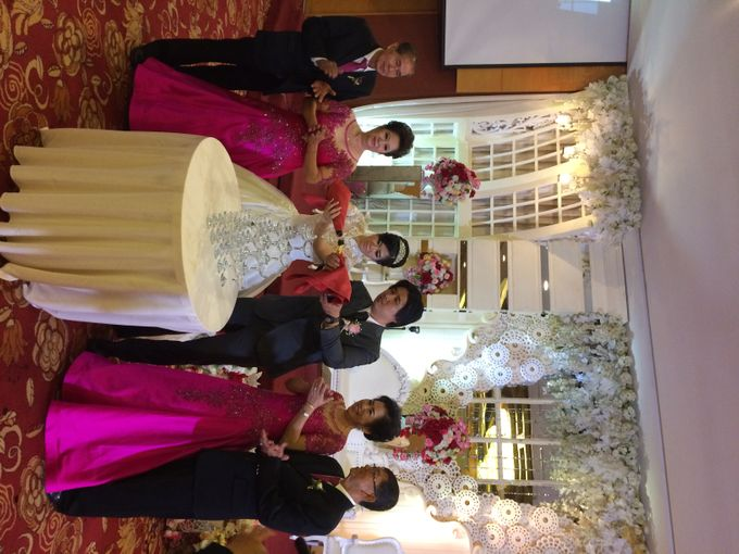 THE WEDDING OF ANDREY AND SHERLY by JS Wedding Planner Organizer and Entertainment - 018