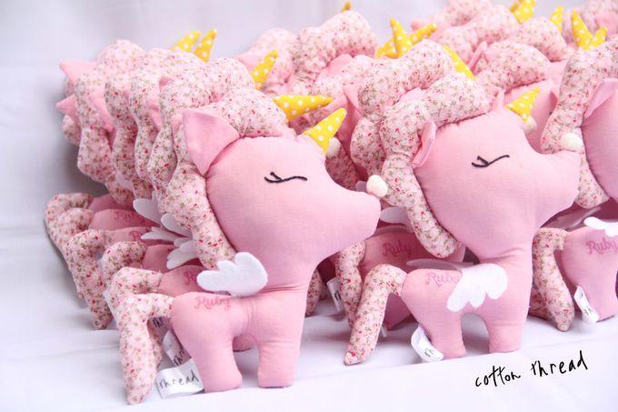 Unicorn by Cotton Thread - 005