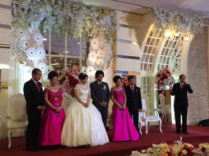 THE WEDDING OF ANDREY AND SHERLY by JS Wedding Planner Organizer and Entertainment - 020