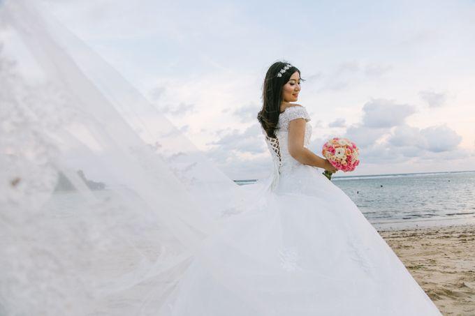 Wedding of Lin Kunkun and Yang Yiqiu by Courtyard by Marriott Bali Nusa Dua - 025