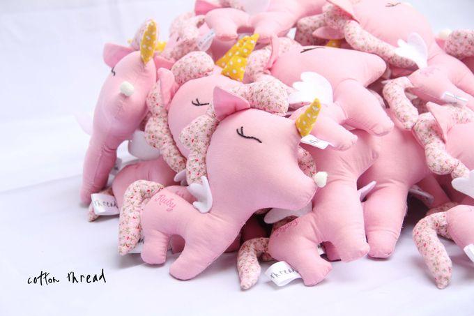 Unicorn by Cotton Thread - 006