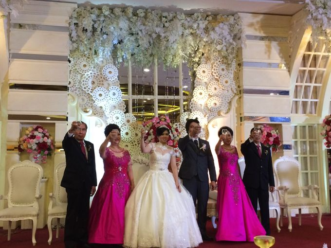 THE WEDDING OF ANDREY AND SHERLY by JS Wedding Planner Organizer and Entertainment - 021