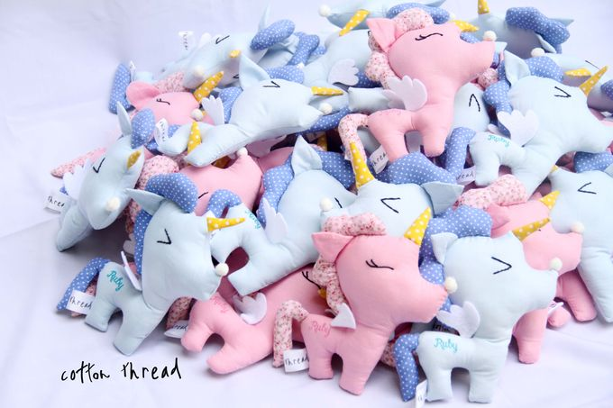 Unicorn by Cotton Thread - 008