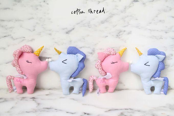 Unicorn by Cotton Thread - 009