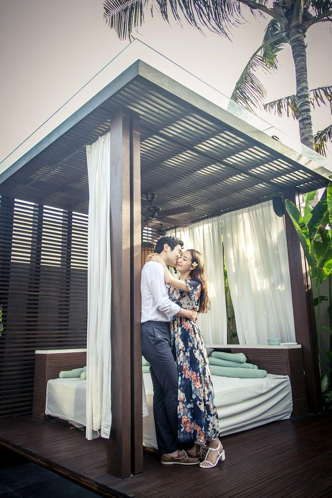 Pre Wedding at W Hotel  Seminyak Bali by W Bali - Seminyak - 007