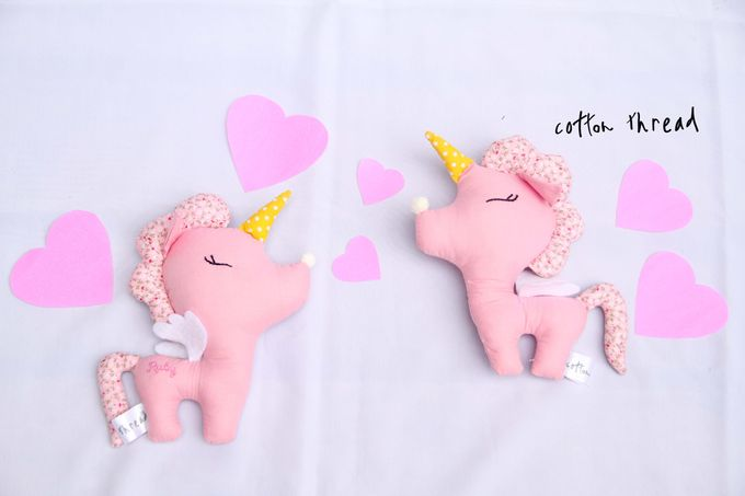 Unicorn by Cotton Thread - 010