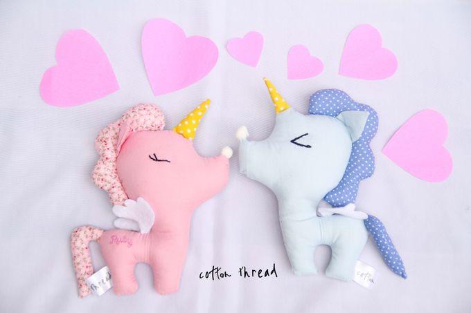 Unicorn by Cotton Thread - 011