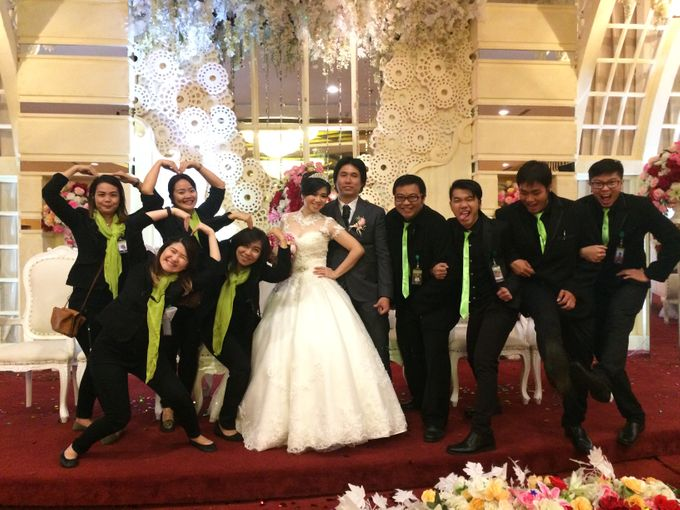 THE WEDDING OF ANDREY AND SHERLY by JS Wedding Planner Organizer and Entertainment - 024