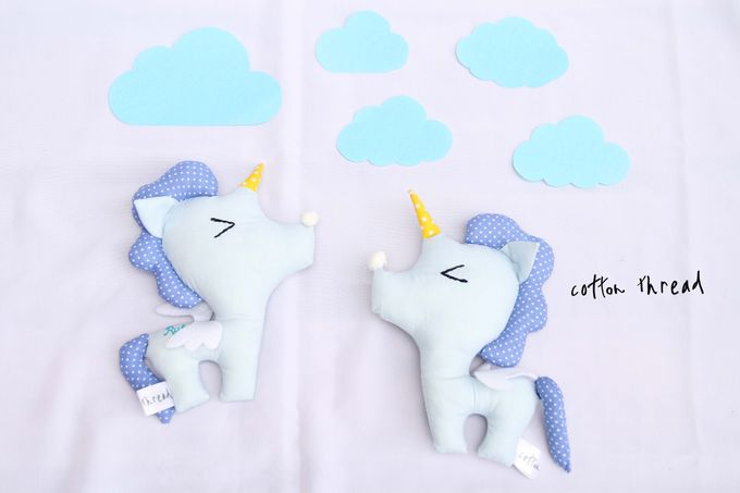 Unicorn by Cotton Thread - 012