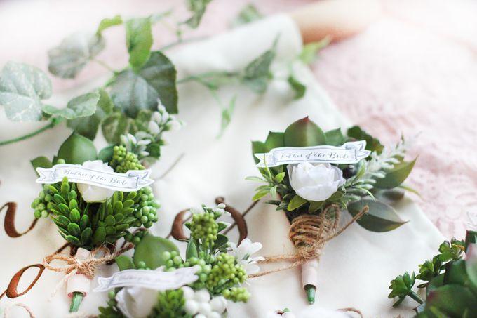 The wedding of Reinaldi & Michelle by SMITTEN - 003