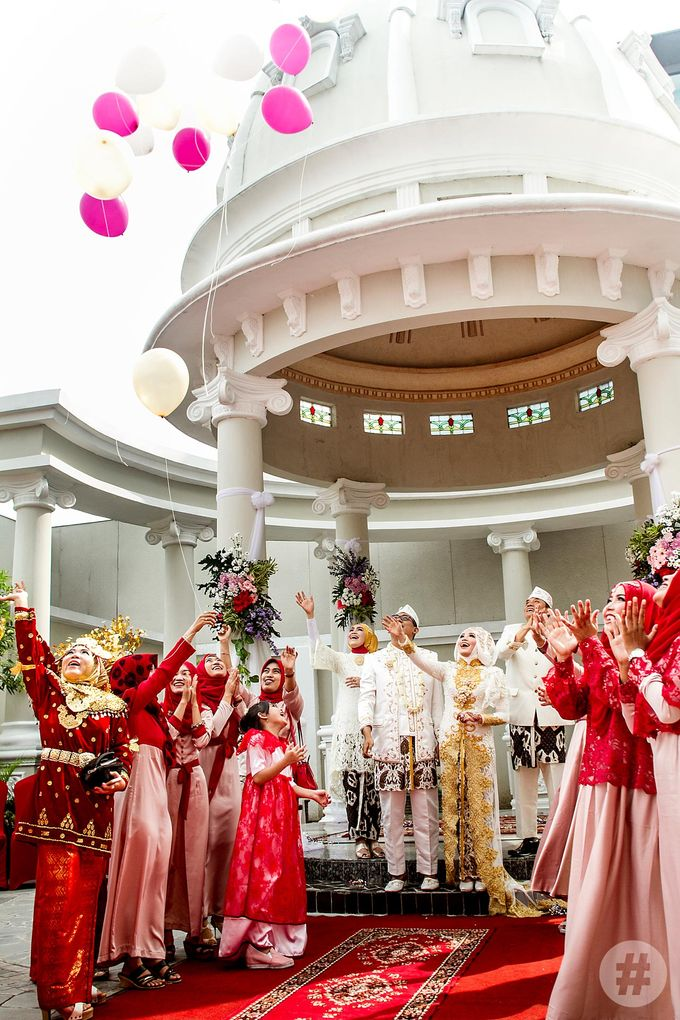 Noven & Reza Traditional Wedding Palembang by #thephotoworks - 029