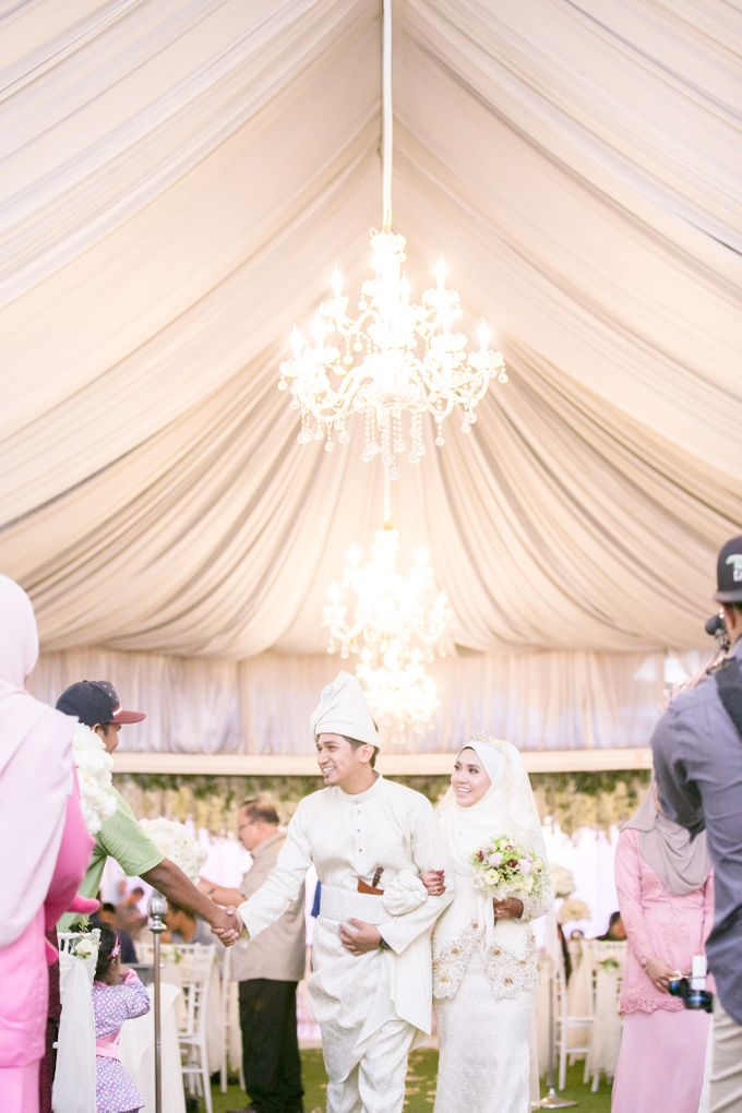 Wedding Ceremony of Rino & Anis by The Lucid Company - 011