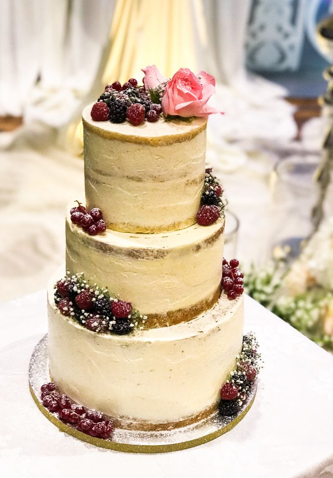 Wedding Cakes by The Quirky Taste - 013