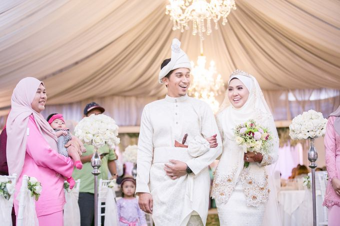 Wedding Ceremony of Rino & Anis by The Lucid Company - 012