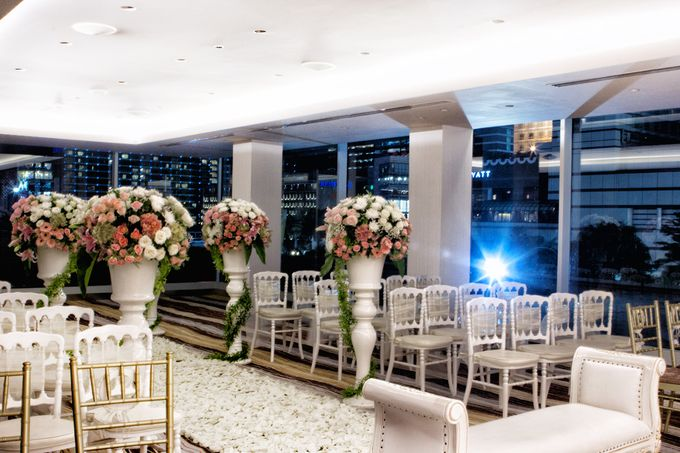 The Reception by Pullman Jakarta Indonesia - 019