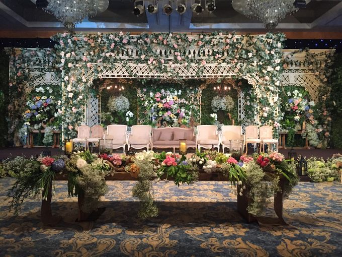 The Wedding of Randy & Chintania by Focus Production - 003