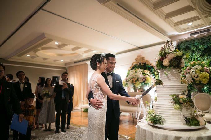 Rustic Wedding Of Marlon & Yosi by Amor Cake - 003